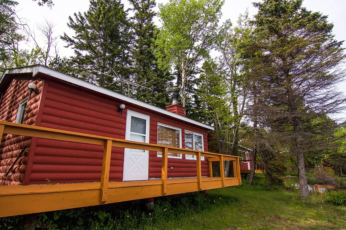 Best 1 Bedroom Cabins Breezy Point Cabins On Lake Superior With Pictures