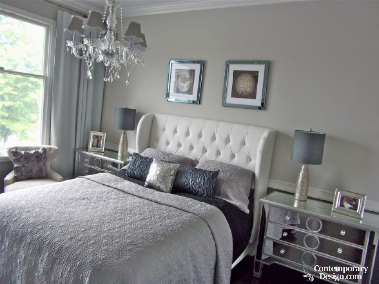Best Relaxing Paint Colors For A Bedroom With Pictures
