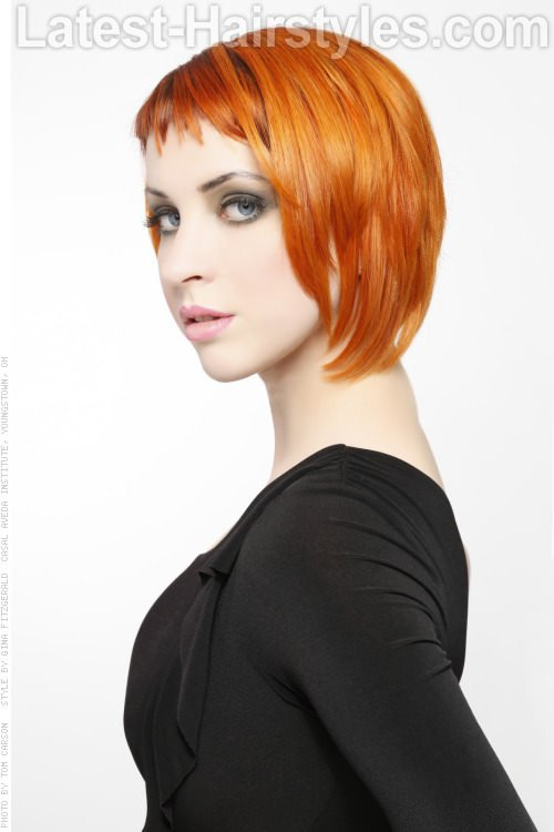Free 20 Short Choppy Haircuts That Will Brighten Up Your Look Wallpaper