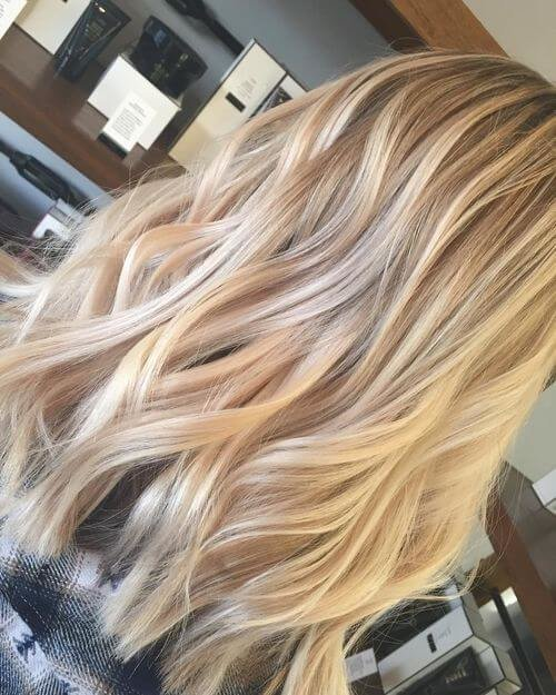 Free 22 Greatest Blonde Hair Colors In 2018 Honey D*Rty Ash Wallpaper