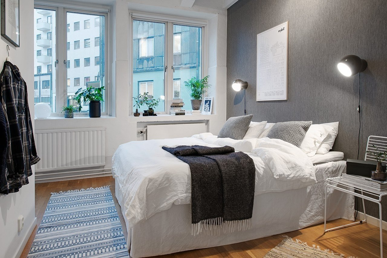 Best Bedroom Design In Scandinavian Style With Pictures