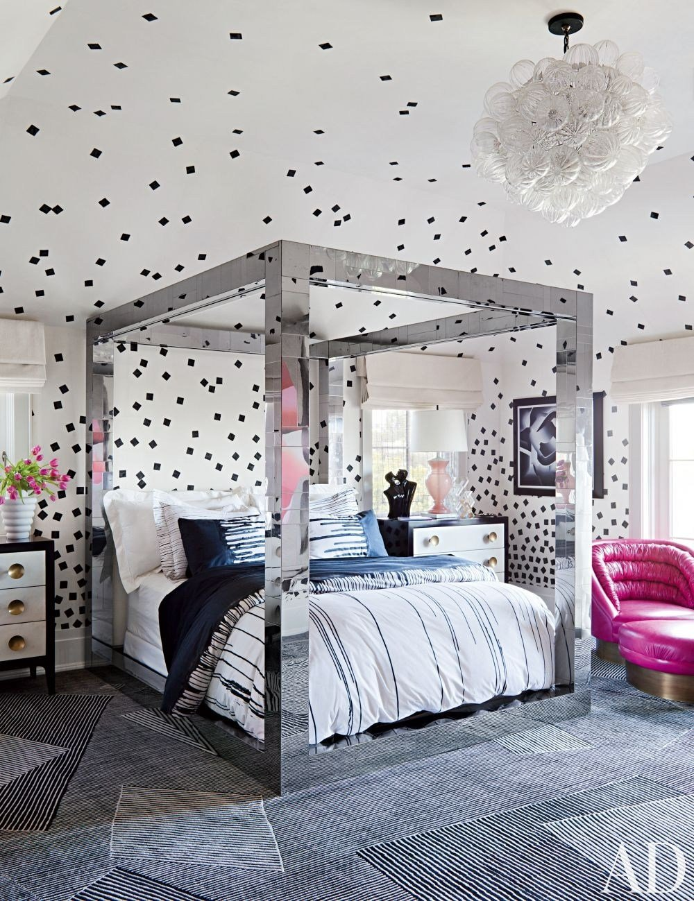 Best Contemporary Bedroom By Kelly Wearstler Ad Designfile With Pictures