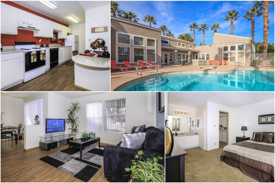 Best 3 Bedroom Apartments You Can Rent In Las Vegas Right Now With Pictures