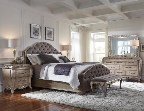 Best Pulaski Rhianna Bedroom Set High Point Discount Furniture With Pictures