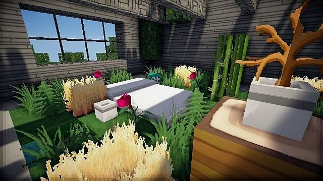Best Box Modern Eco House Minecraft Project With Pictures