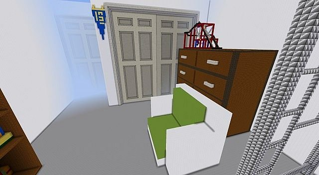 Best My Giant Bedroom Minecraft Project With Pictures