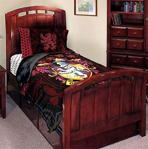 Best Harry Potter Gryffindor House Twin Bedding Comforter With Pictures