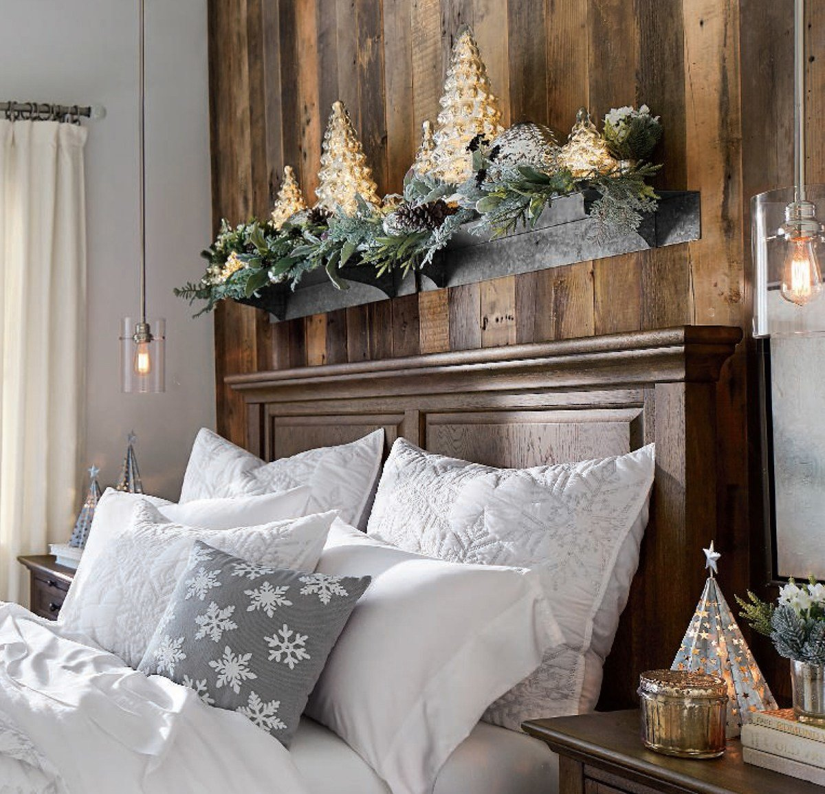 Best Rustic Christmas Decorating Ideas Country Christmas Decor With Pictures