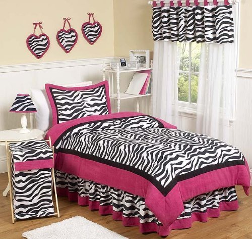 Best Hot Pink Zebra Bedding Safari Bedding With Pictures