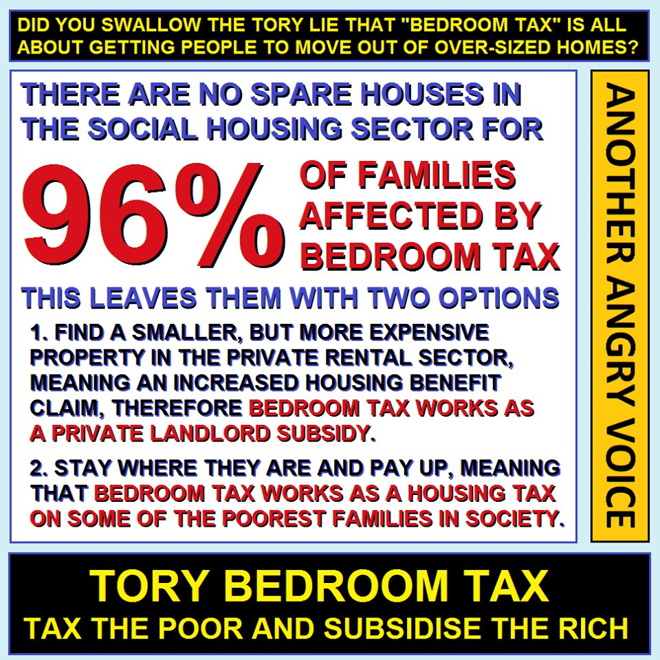 Best Axe The Bedroom Tax Salman Shaheen With Pictures