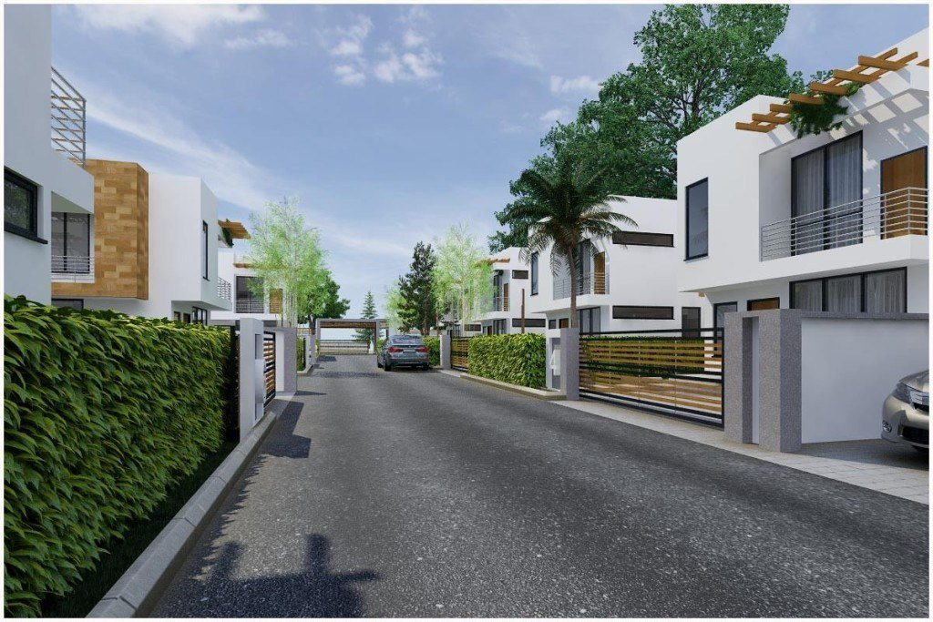Best 3 4 Bedroom Townhouse For Sale Sellrent Ghana With Pictures