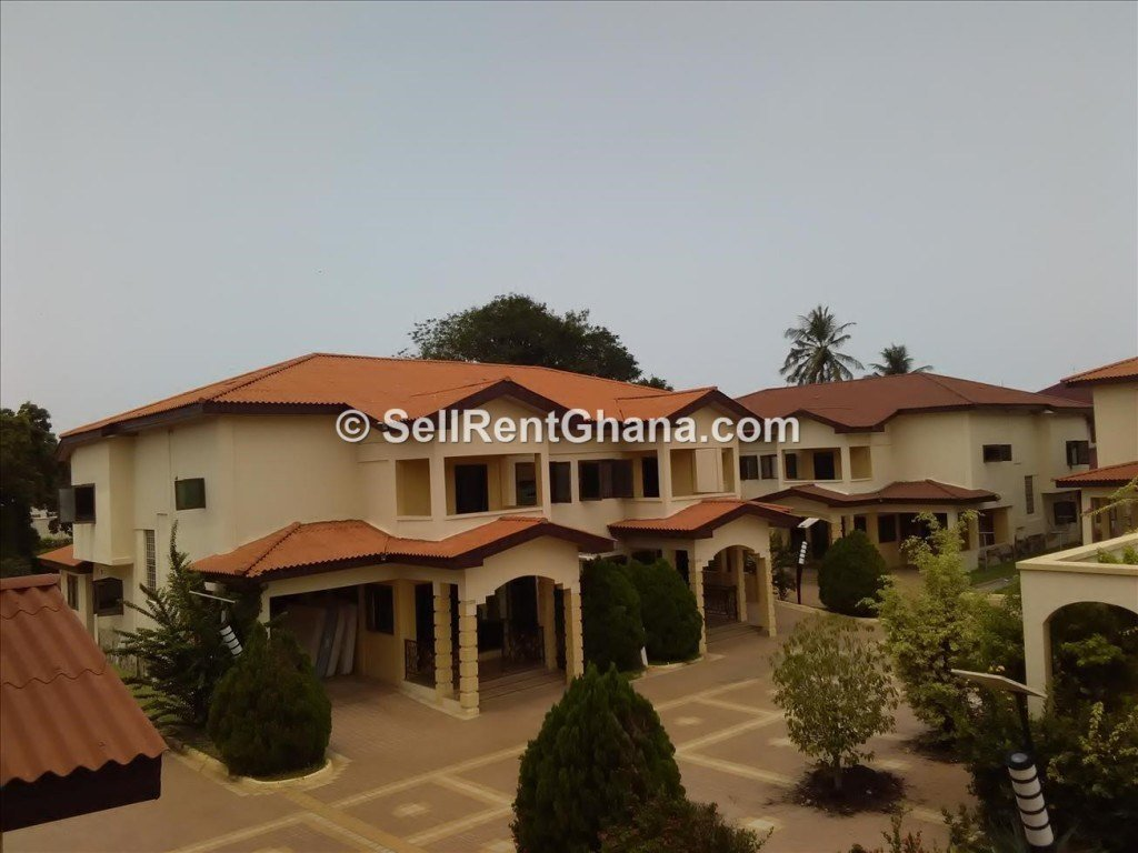Best 4 Bedroom Townhouse For Rent Cantonments Sellrent Ghana With Pictures