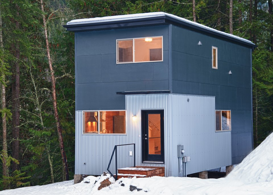 Best Two Bedroom Prefab Home Modern Prefab Modular Homes With Pictures