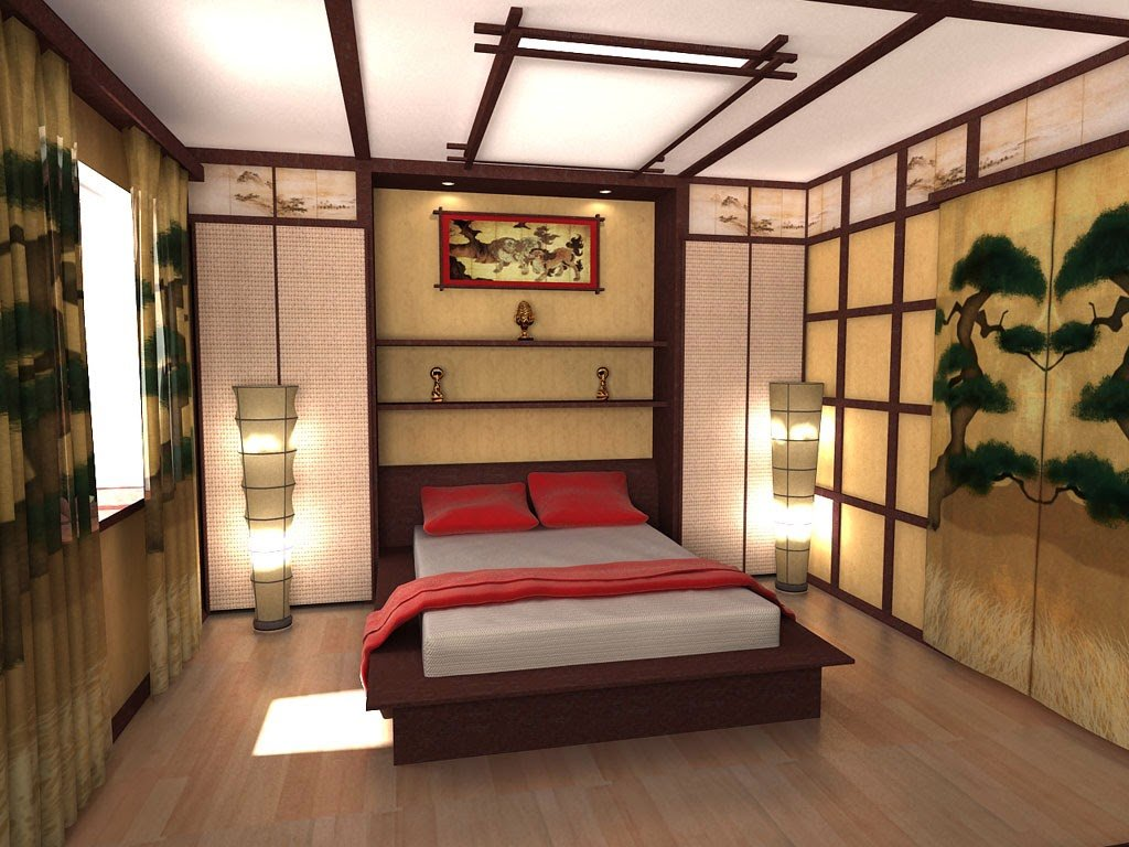 Best Ceiling Design Ideas In Japanese Style With Pictures