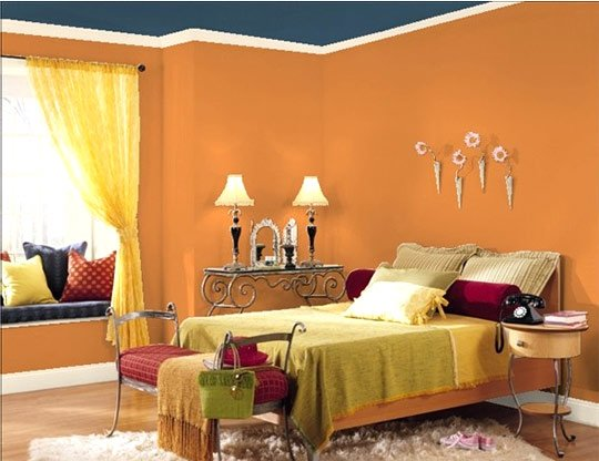 Best Western Home Decorating House Paint Color Ideas With Pictures