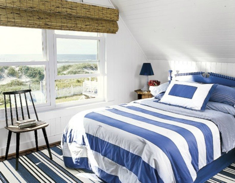 Best Inspirations On The Horizon Coastal Rooms With Nautical With Pictures