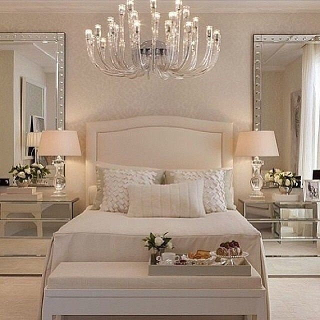 Best Fabspo 8 Glamorous Bedroom Decor Inspiration Samtyms With Pictures