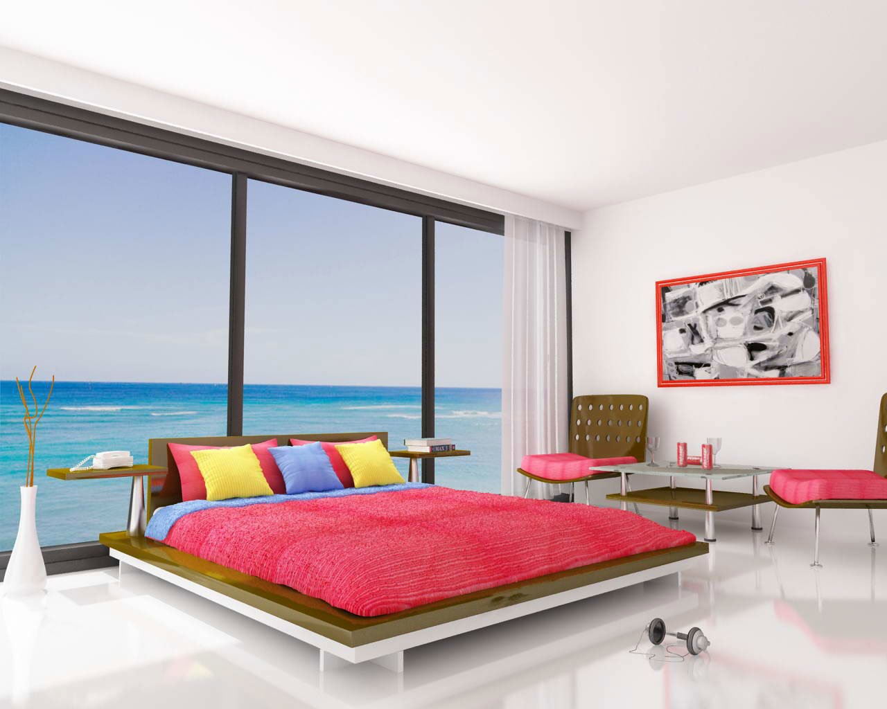 Best Simple Bedroom Designs For Square Rooms Dream House With Pictures