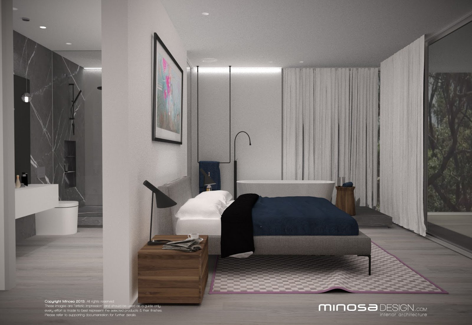 Best Minosa Open To Open Plan Parents Retreat With Pictures