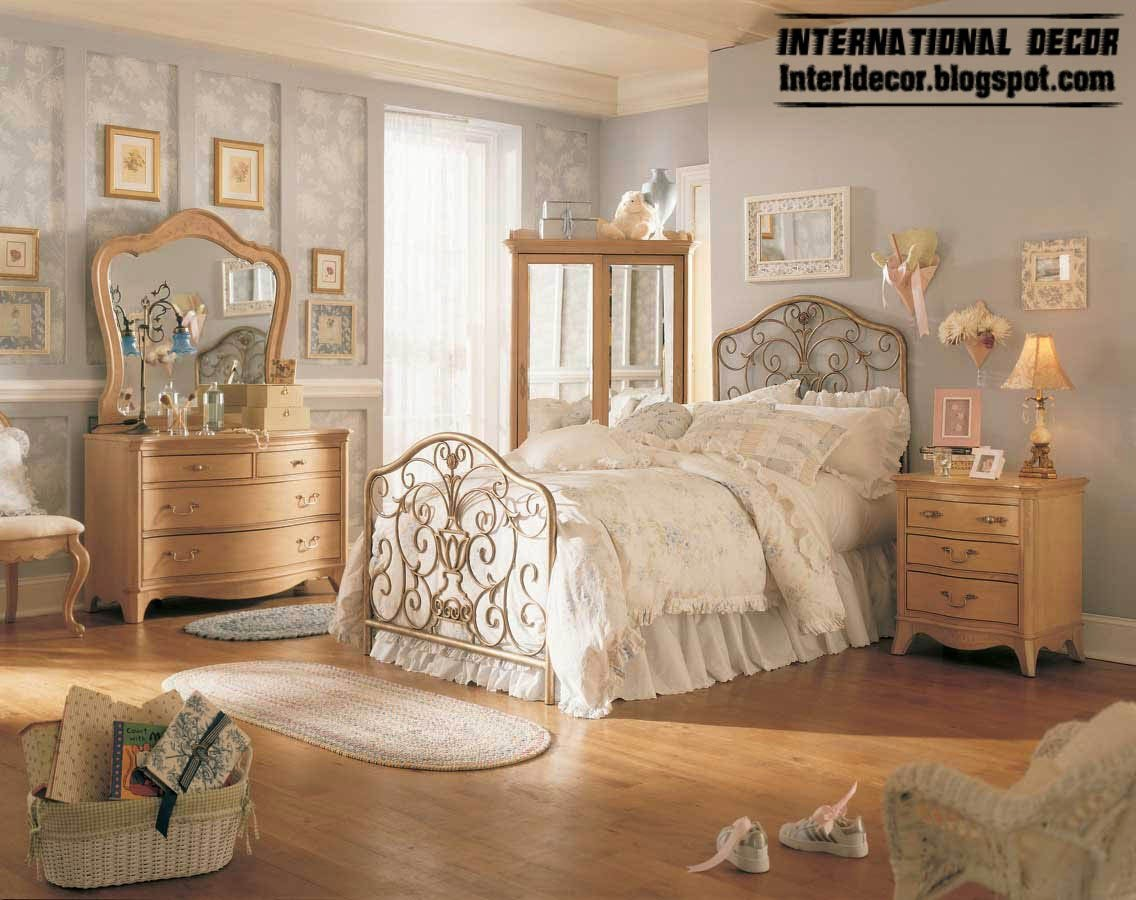 Best 5 Simple Steps To Vintage Style Bedroom With Pictures