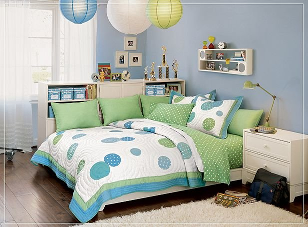 Best Color Your World Ideal Colors For Teen's Bedroom With Pictures
