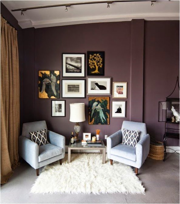 Best Eye For Design Decorating With Aubergine Eggplant With Pictures