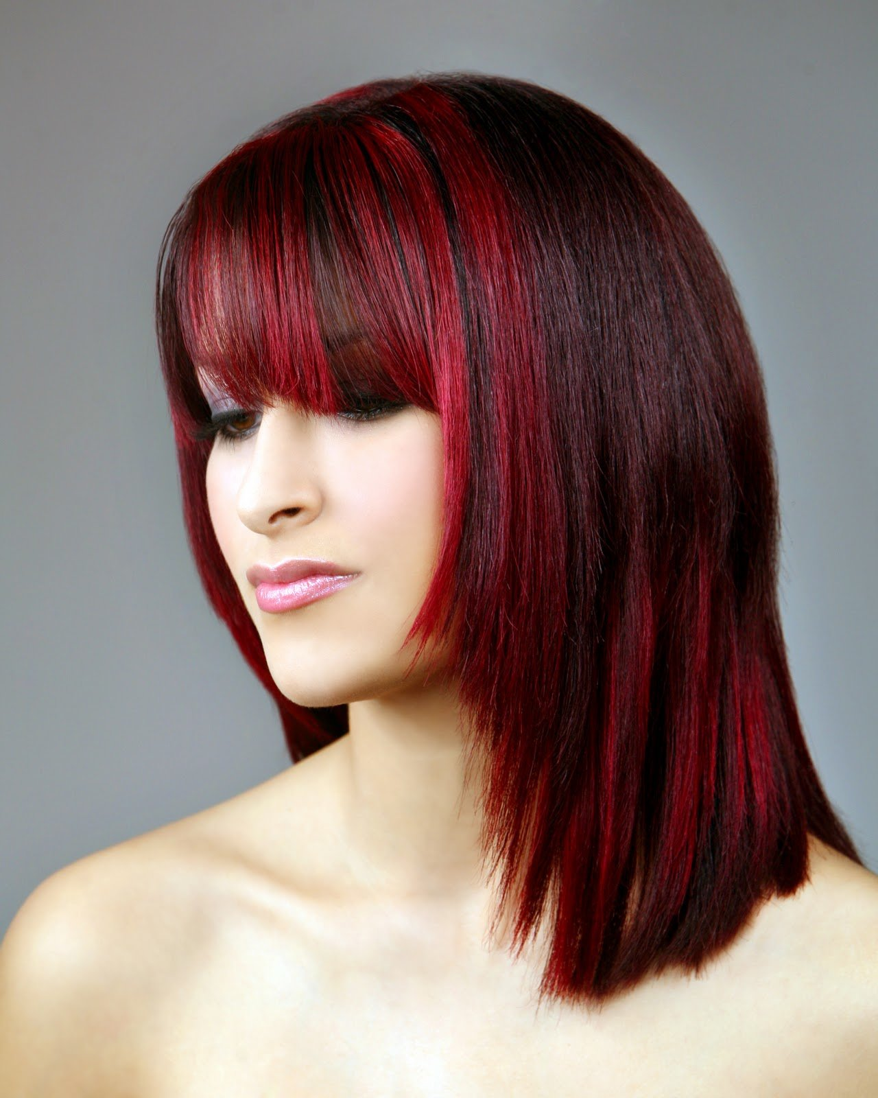 Free Red Hair Color Womens Interests Beauty Products Wallpaper