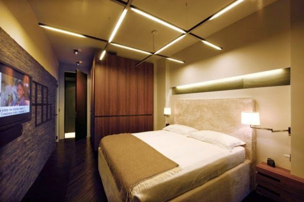 Best 33 Cool Ideas For Led Ceiling Lights And Wall Lighting With Pictures
