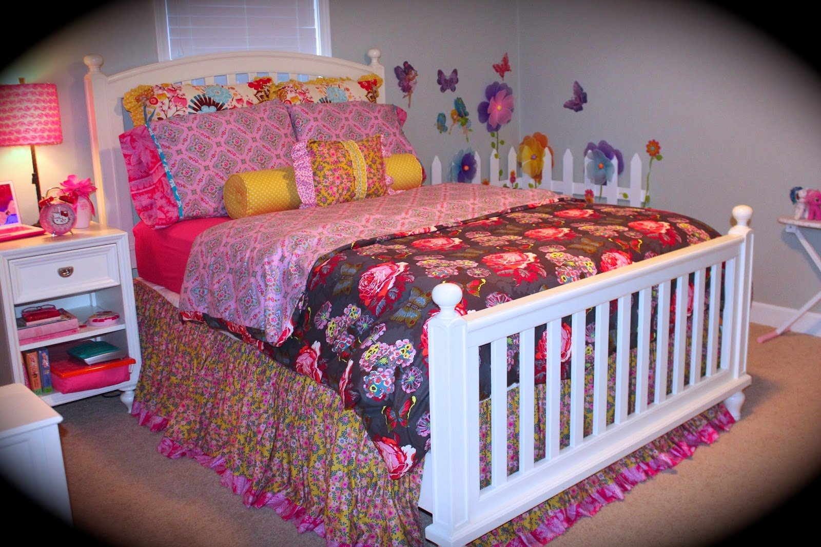 Best Bolling With 5 A Girly Girl Bedroom With Pictures
