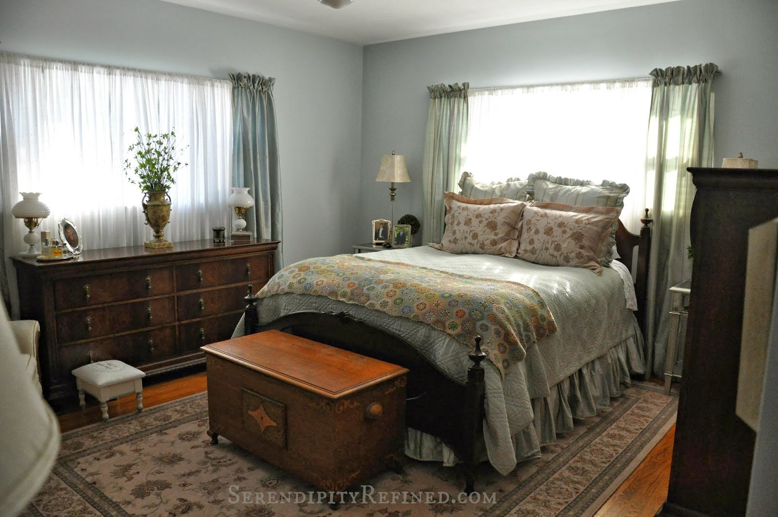 Best Serendipity Refined Blog Bedroom Progress Photos French With Pictures