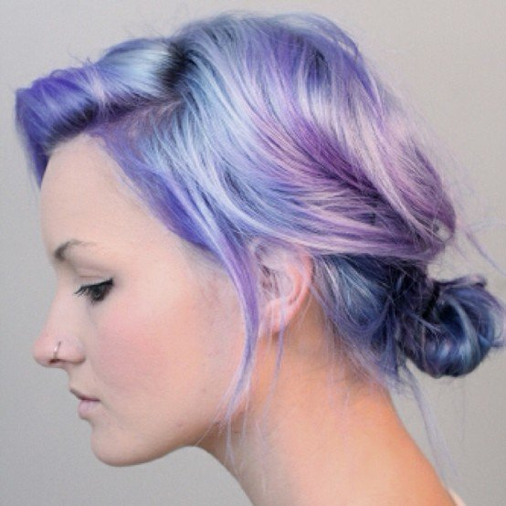 Free Zilah Inolvina Pastel Hair Dye Diy Wallpaper