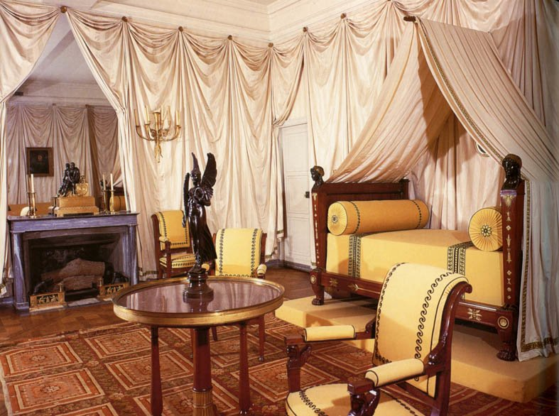 Best Eye For Design Decorating French Empire Style Bedrooms With Pictures