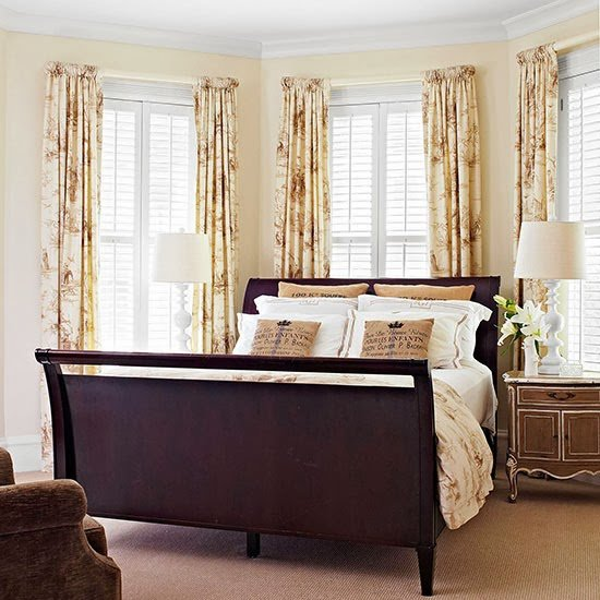 Best Modern Furniture 2014 Smart Bedroom Window Treatments Ideas With Pictures