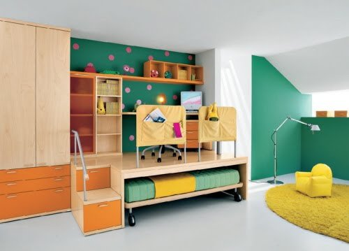 Best Kids Bedroom Cool Furniture With Pictures