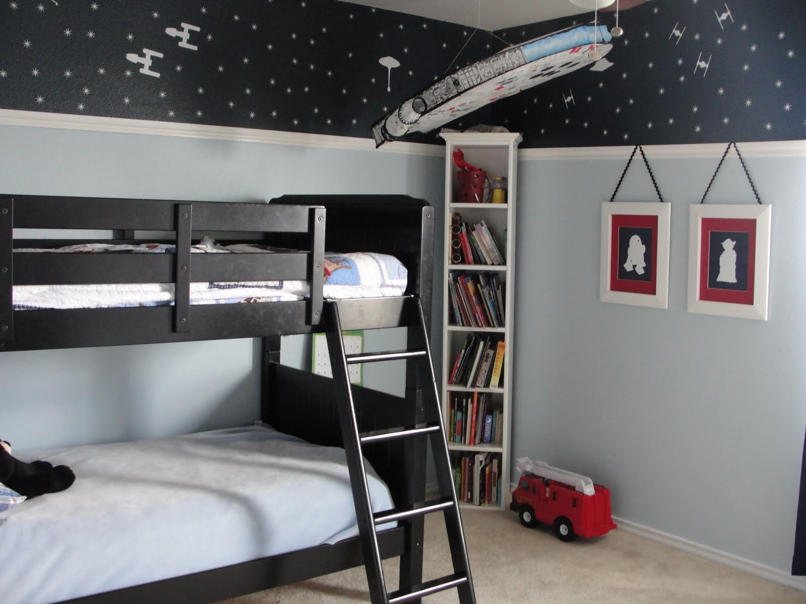 Best Piccadilly Peddlers Boy S Star Wars Room With Pictures