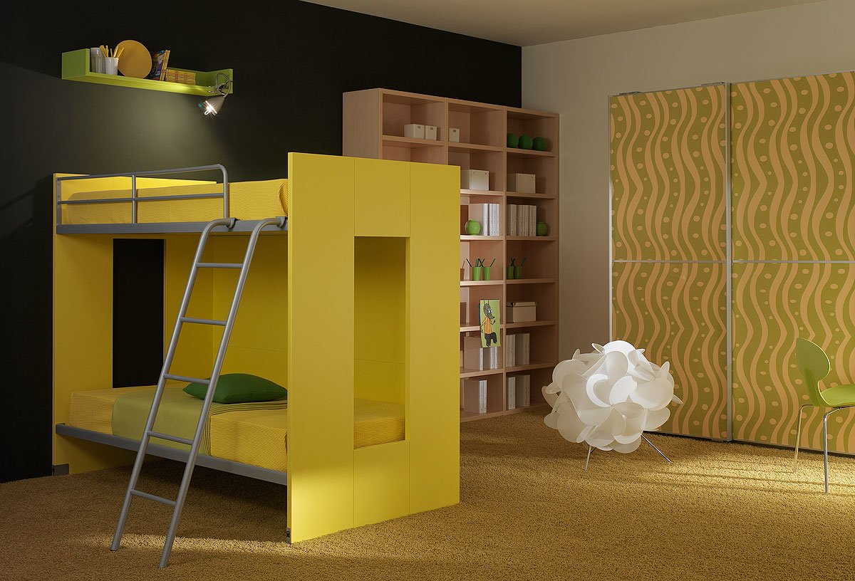 Best Kids Beds Can Make A Kid's Room Special Kids Furniture With Pictures