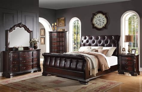 Best Sheffield Bedroom Set By Crown Mark Bedroom Furniture Sets With Pictures