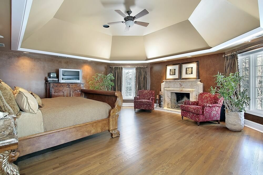 Best 43 Spacious Master Bedroom Designs With Luxury Bedroom With Pictures