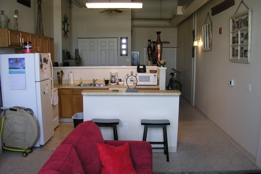 Best Harvester Lofts Wichita Loft With Pictures