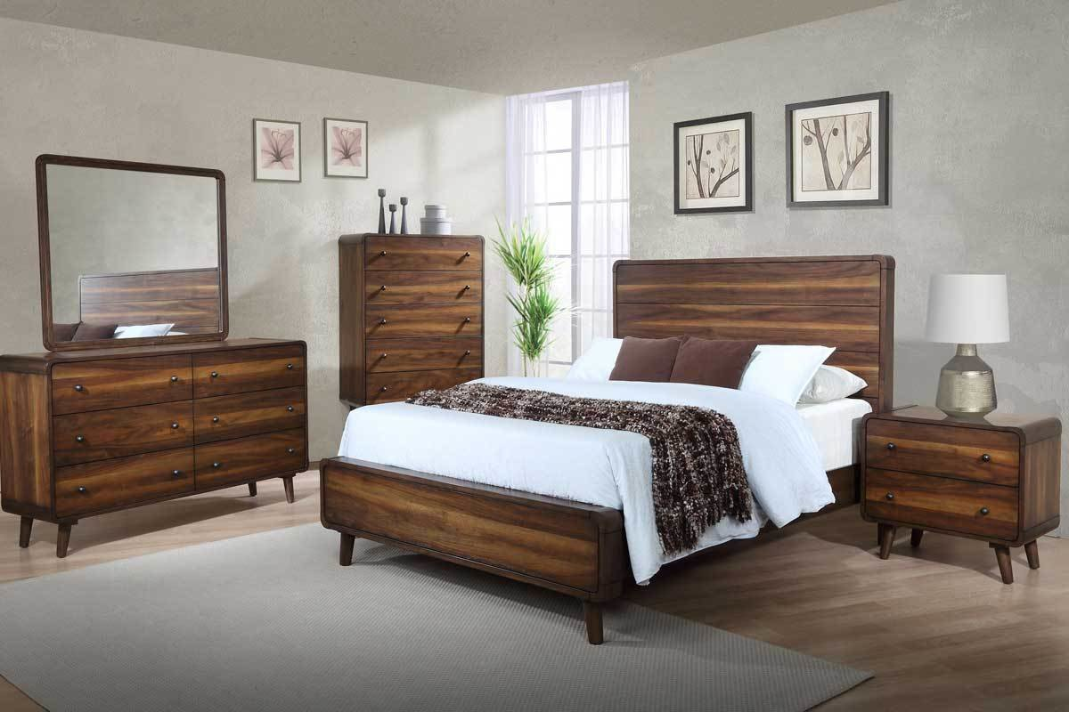 Best Contemporary Bedroom Set The Furniture Shack Discount With Pictures