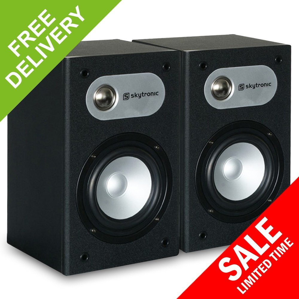Best Pair Studio Monitor Hifi Surround Sound Stereo Passive With Pictures
