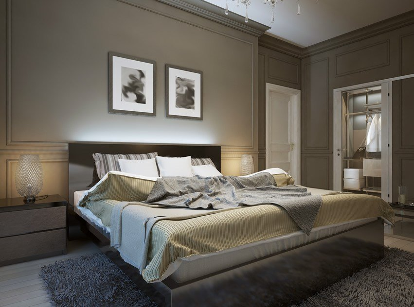 Best 93 Modern Master Bedroom Design Ideas Pictures With Pictures