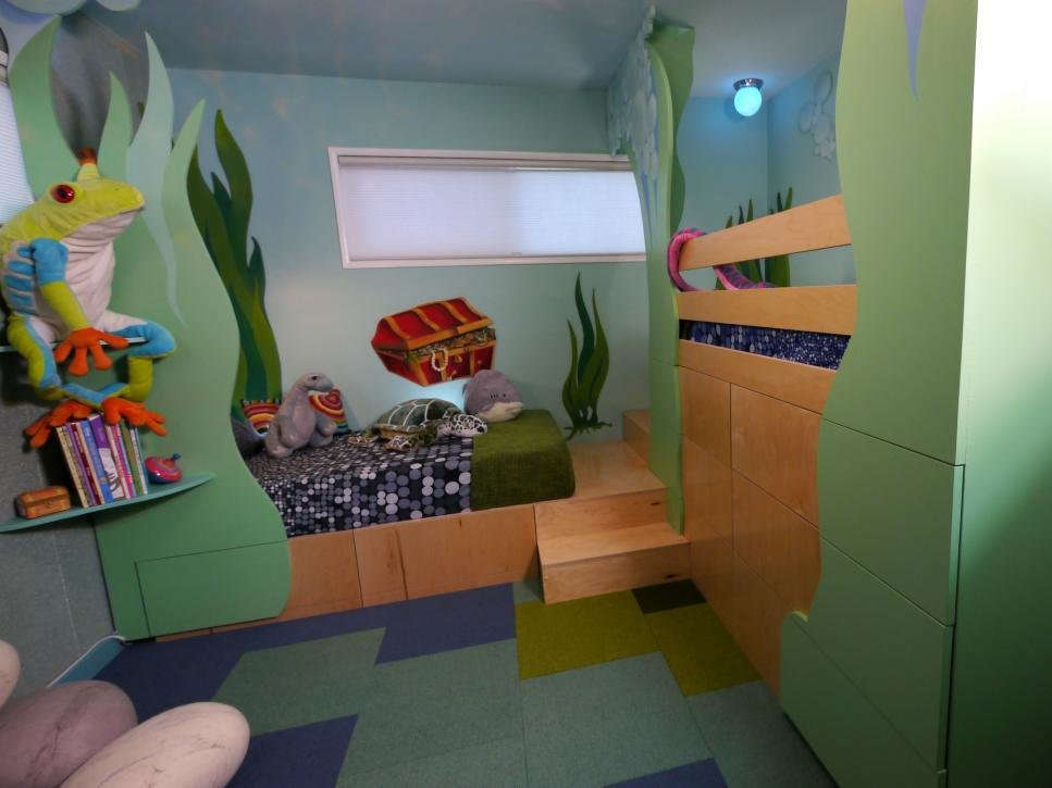 Best Decorating Ideas For Fun Playrooms And Kids Bedrooms Diy With Pictures