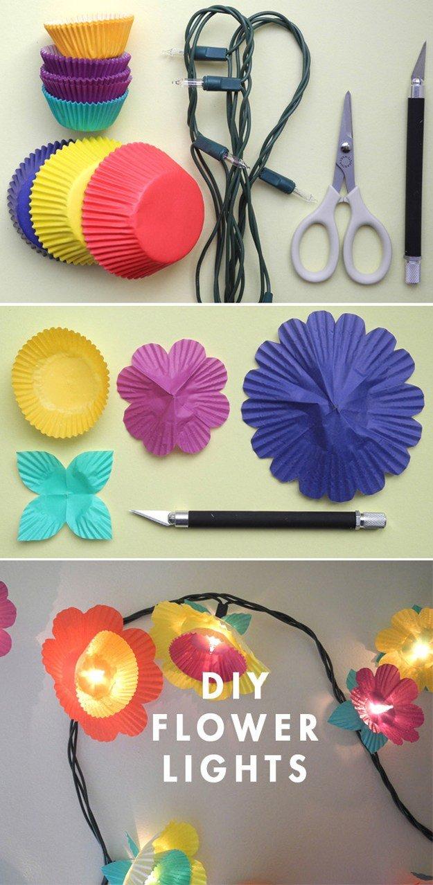 Best 33 Awesome Diy String Light Ideas With Pictures