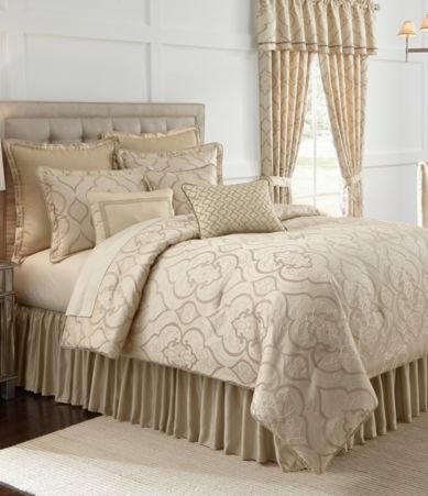 Best Veratex Piazza Jacquard Comforter Set Dillards With Pictures