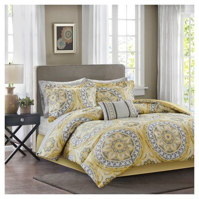 Best Nepal Medallion Complete Multiple Piece Comforter Set Ebay With Pictures