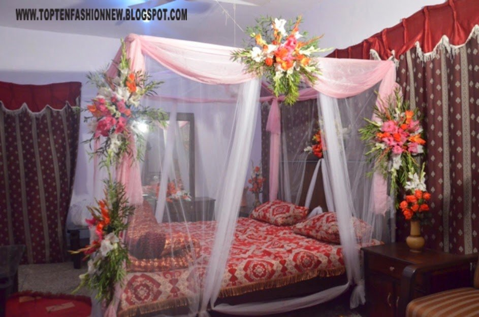 Best 29 Beautiful Bedroom Decoration For First Night 2017 18 With Pictures