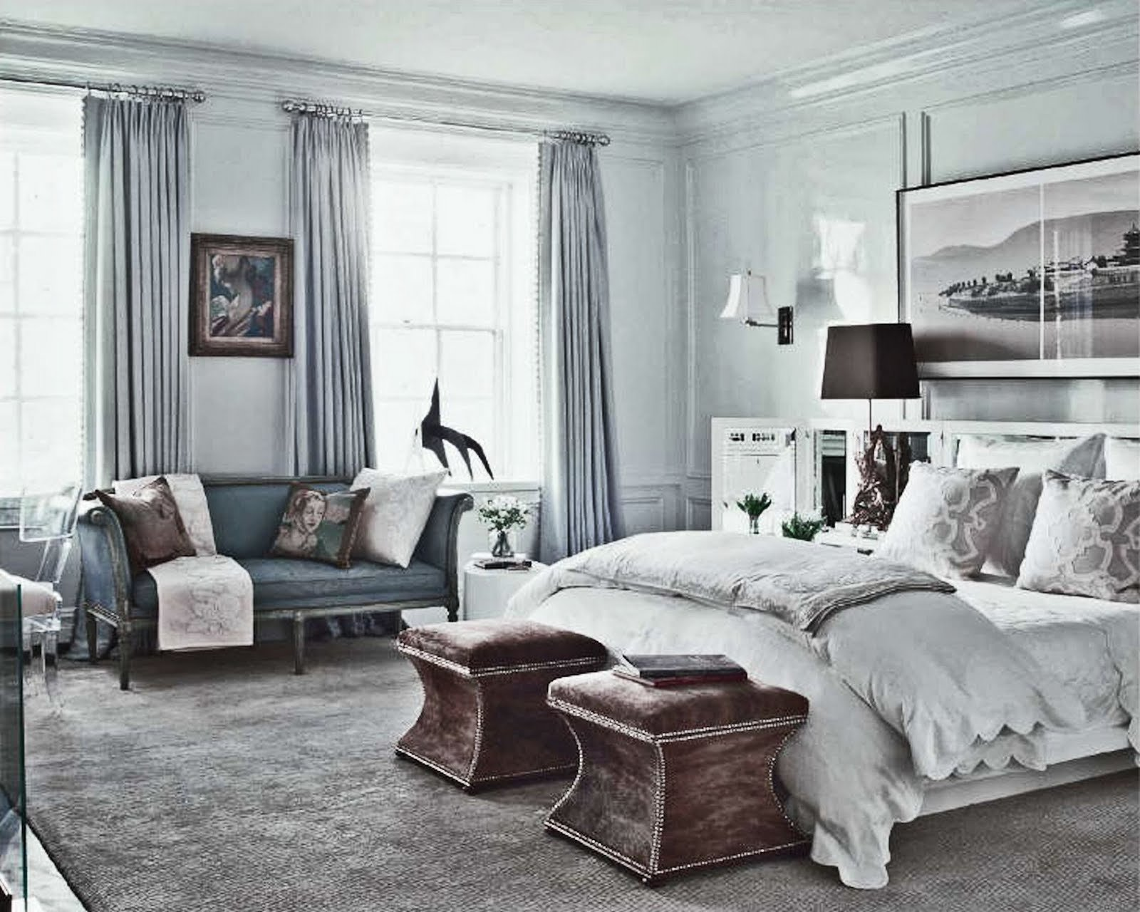 Best Simple Everyday Glamour Picture Perfect Bedroom With Pictures