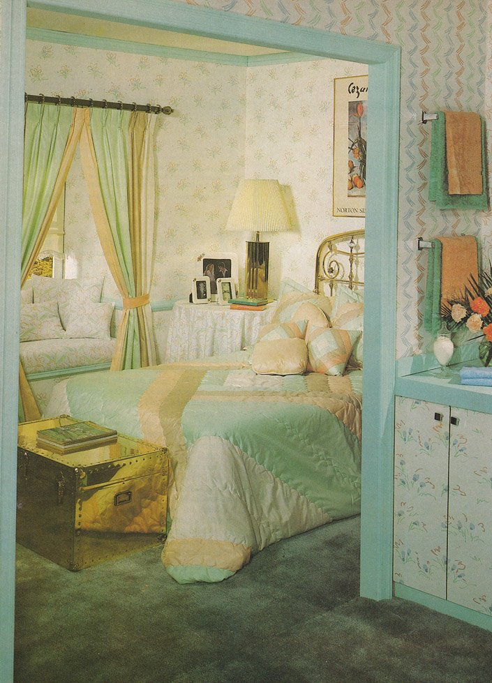 Best Vintage Goodness 1 Vintage 80 S Home Decorating Trends With Pictures