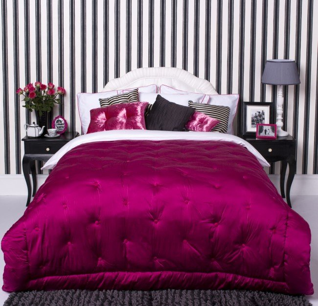 Best Cool Bedroom Color Hot Pink Made Decoration Homedesign With Pictures